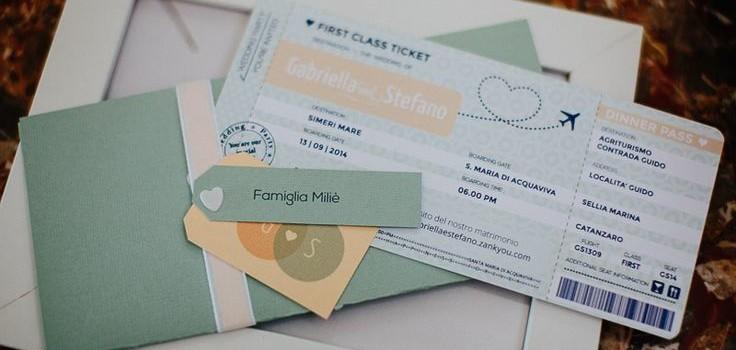 Partecipazioni di nozze semplici migliore collezione for Partecipazioni nozze on line