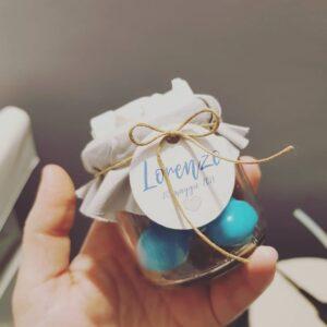bomboniera-battesimo-lego-azzurra